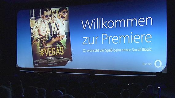 o2 Social Biopic Premiere