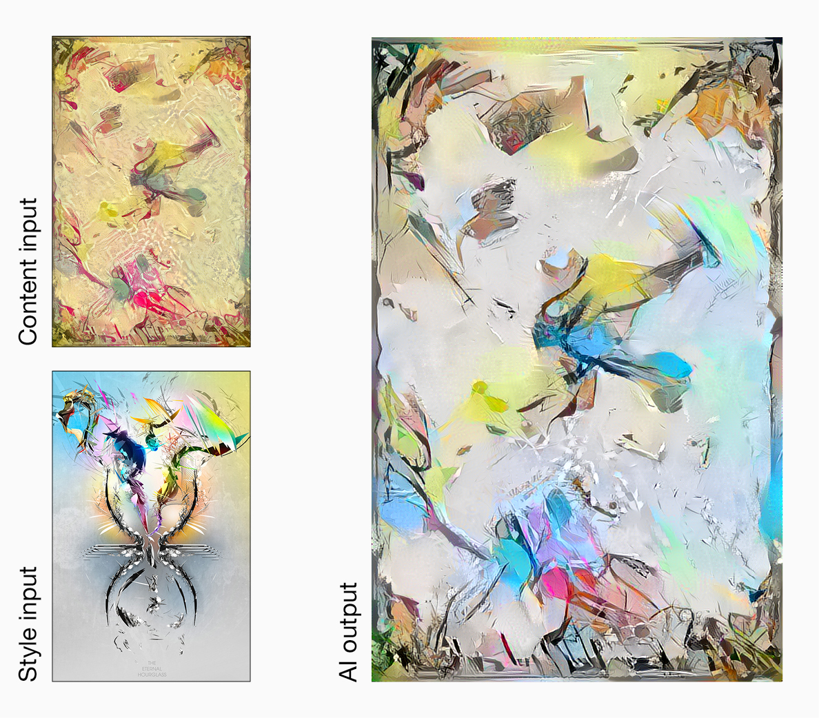 The essence of art – AI generated artwork Step 10