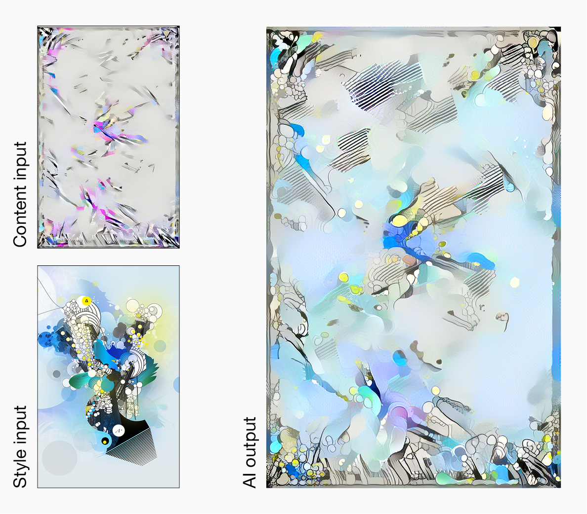 The essence of art – AI generated artwork Step 3