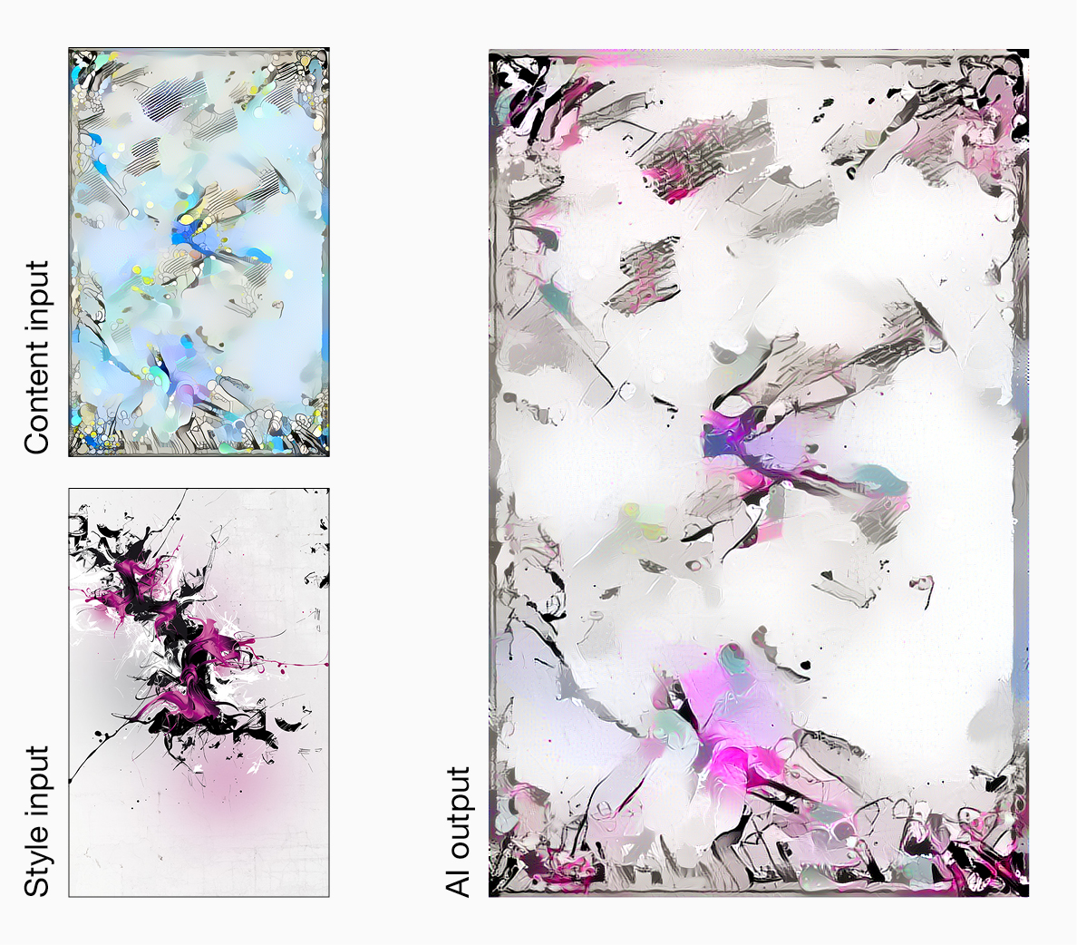 The essence of art – AI generated artwork Step 4