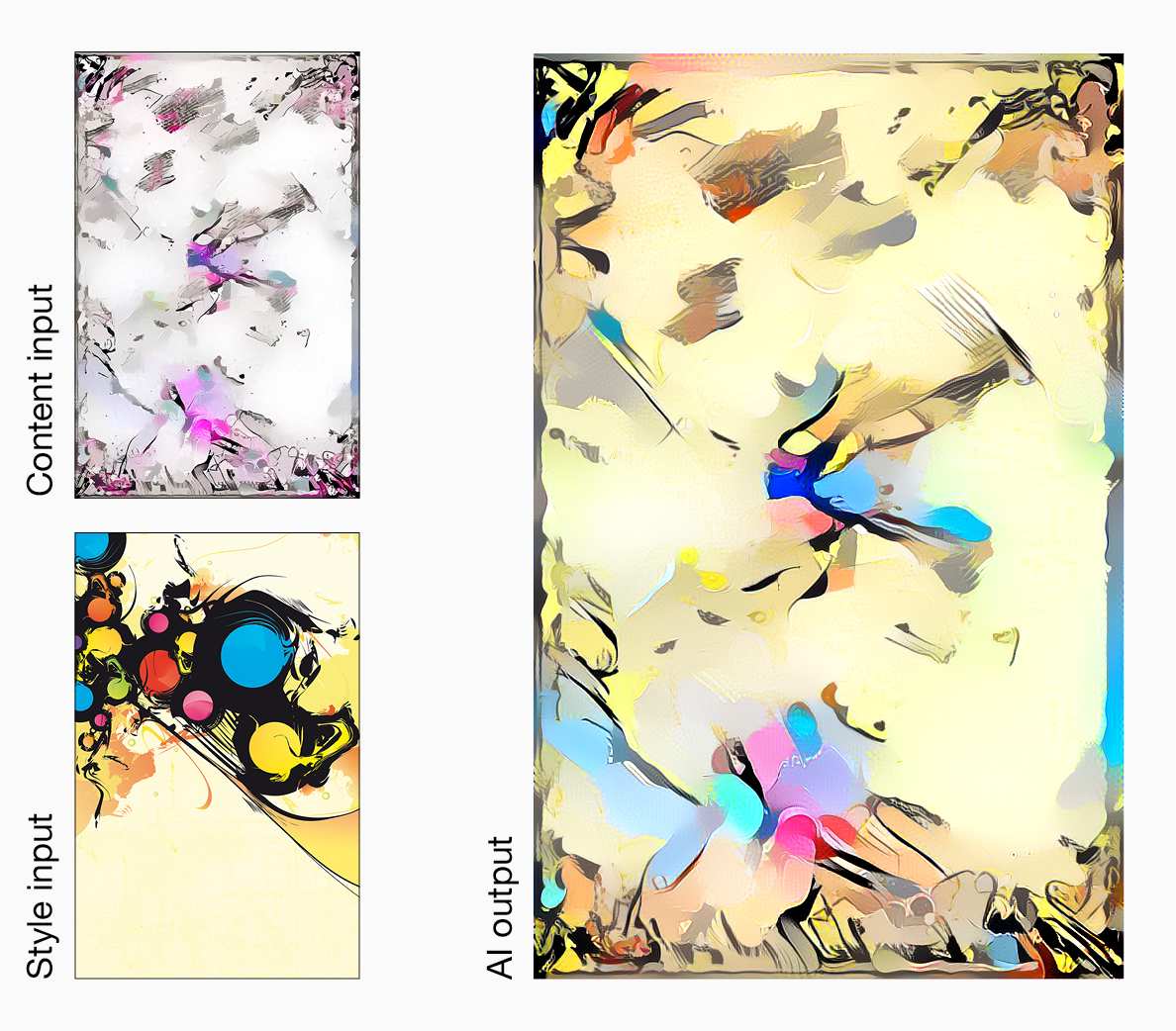 The essence of art – AI generated artwork Step 5