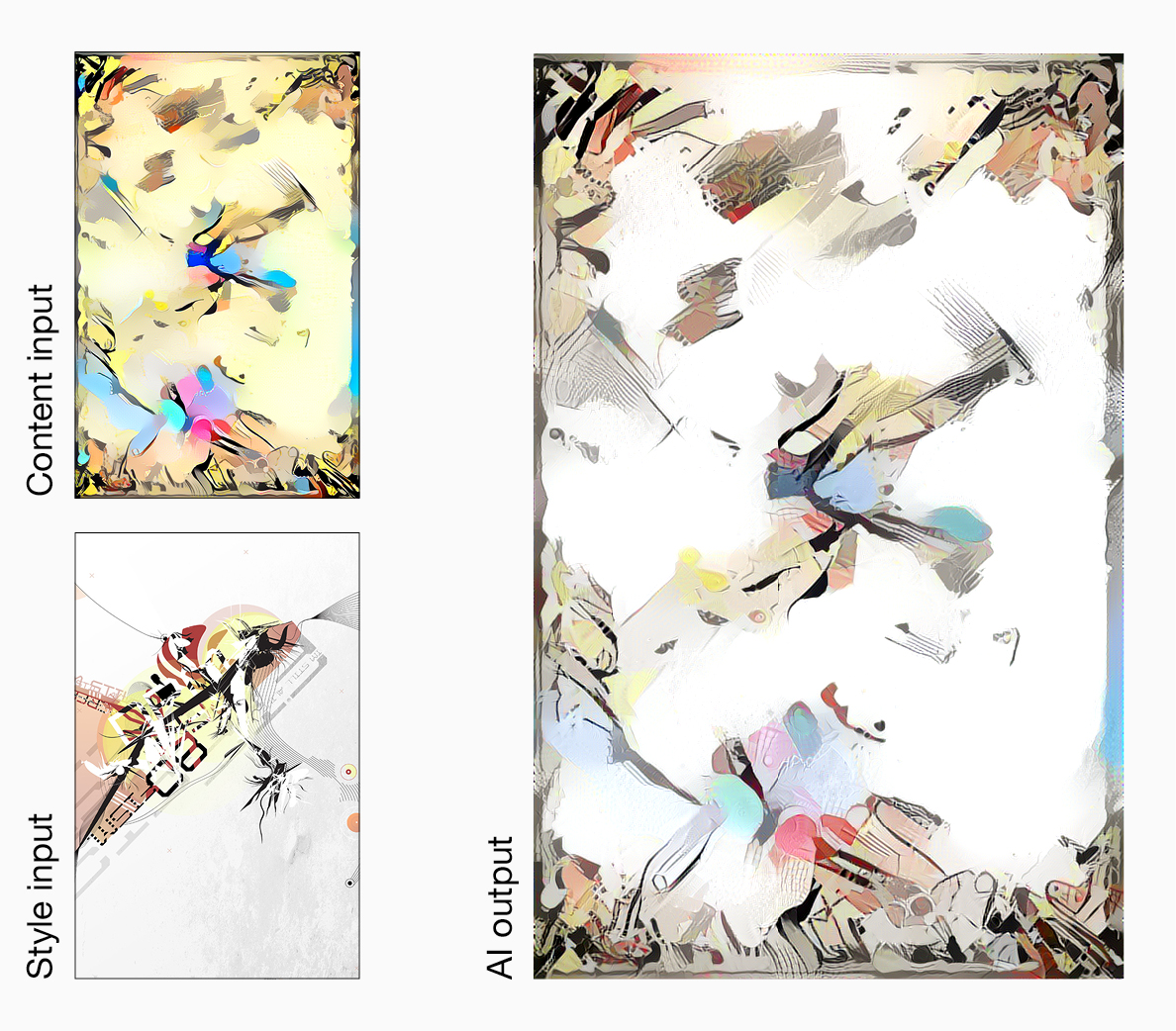 The essence of art – AI generated artwork Step 6