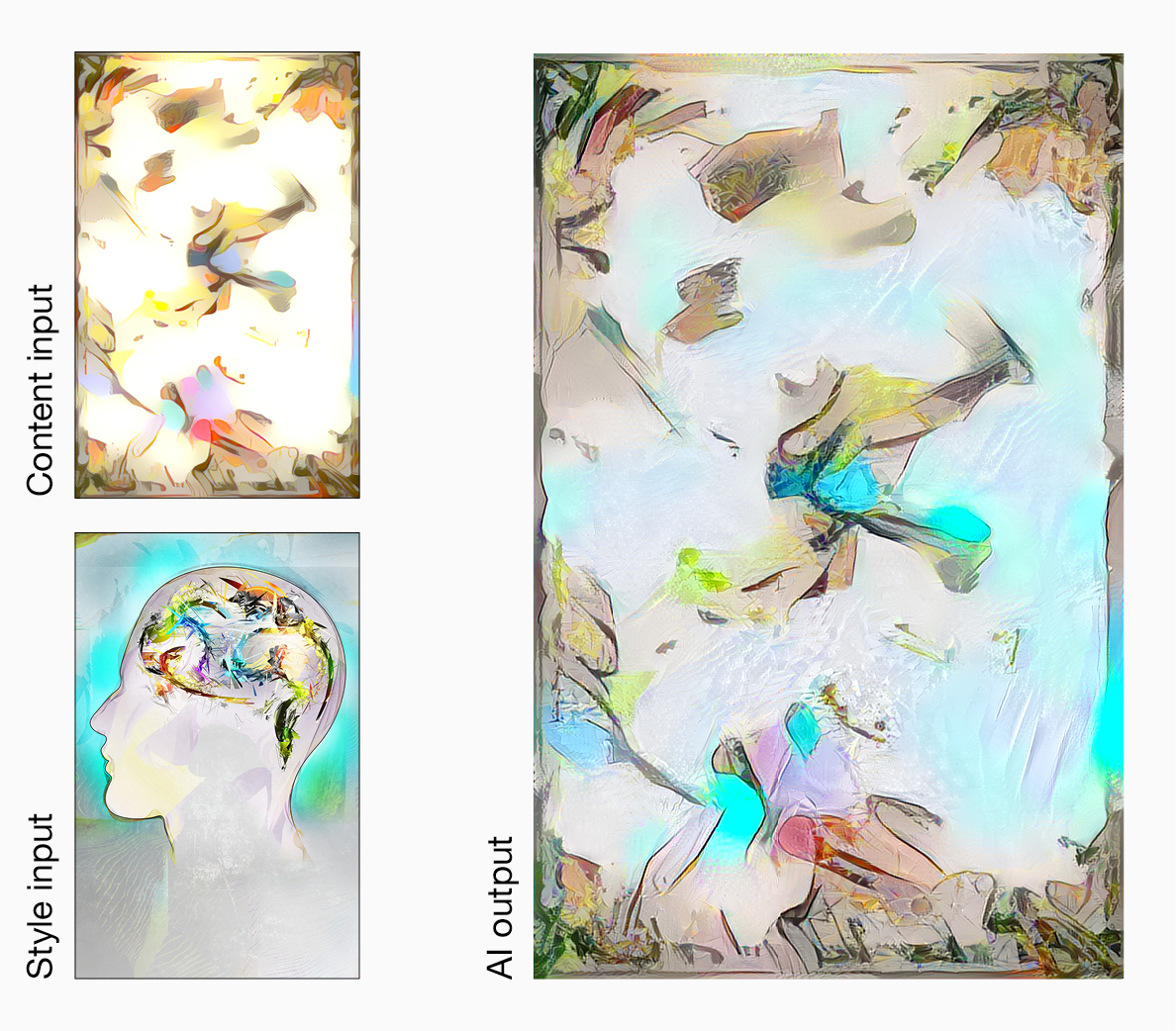 The essence of art – AI generated artwork Step 8